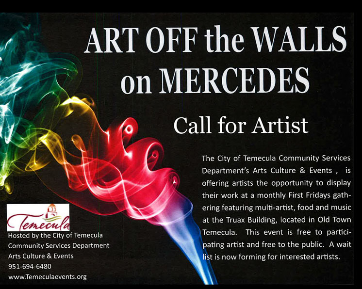 A Call for Artists